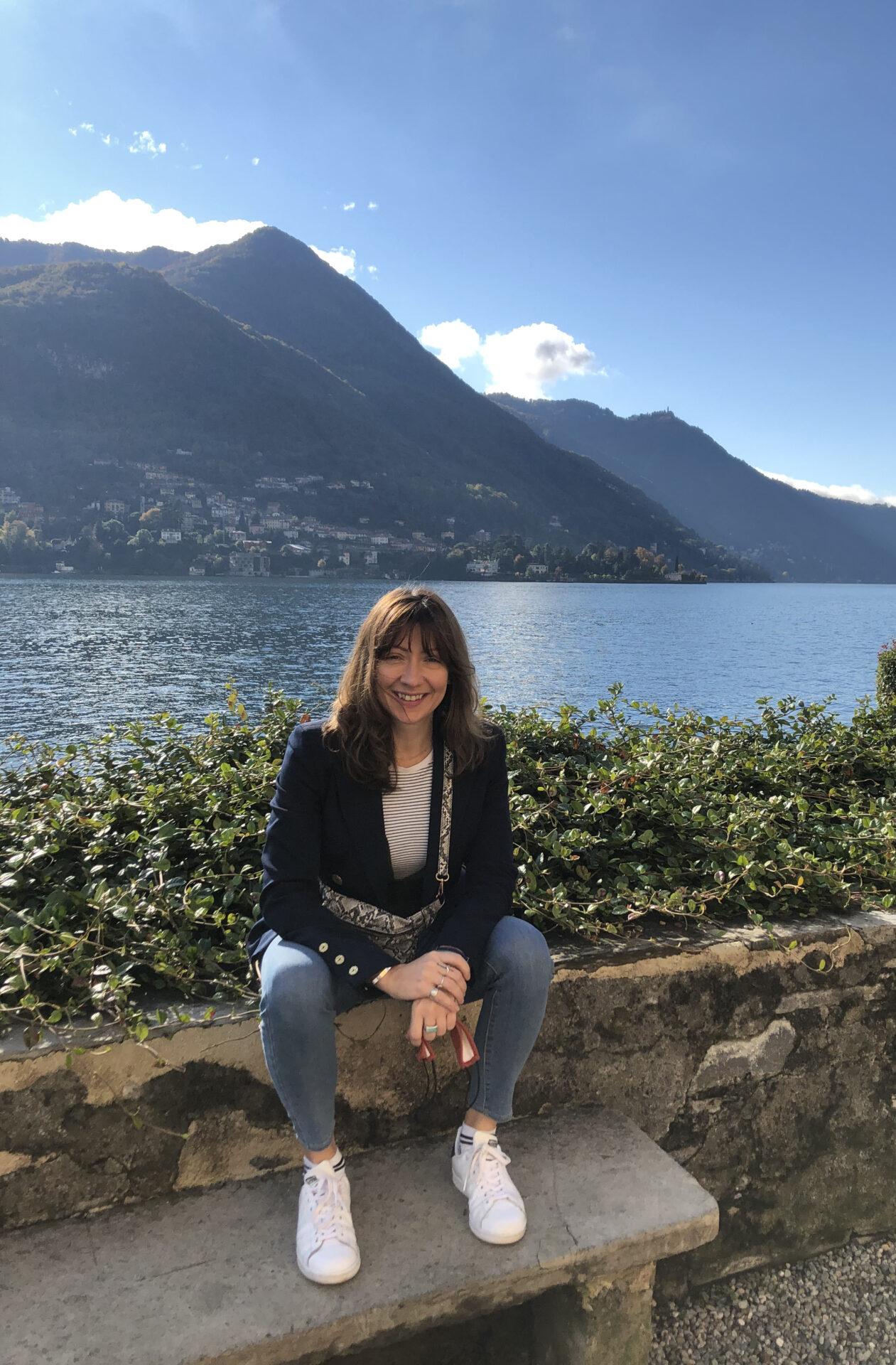 Italie - Como - Ariane Simard Styliste