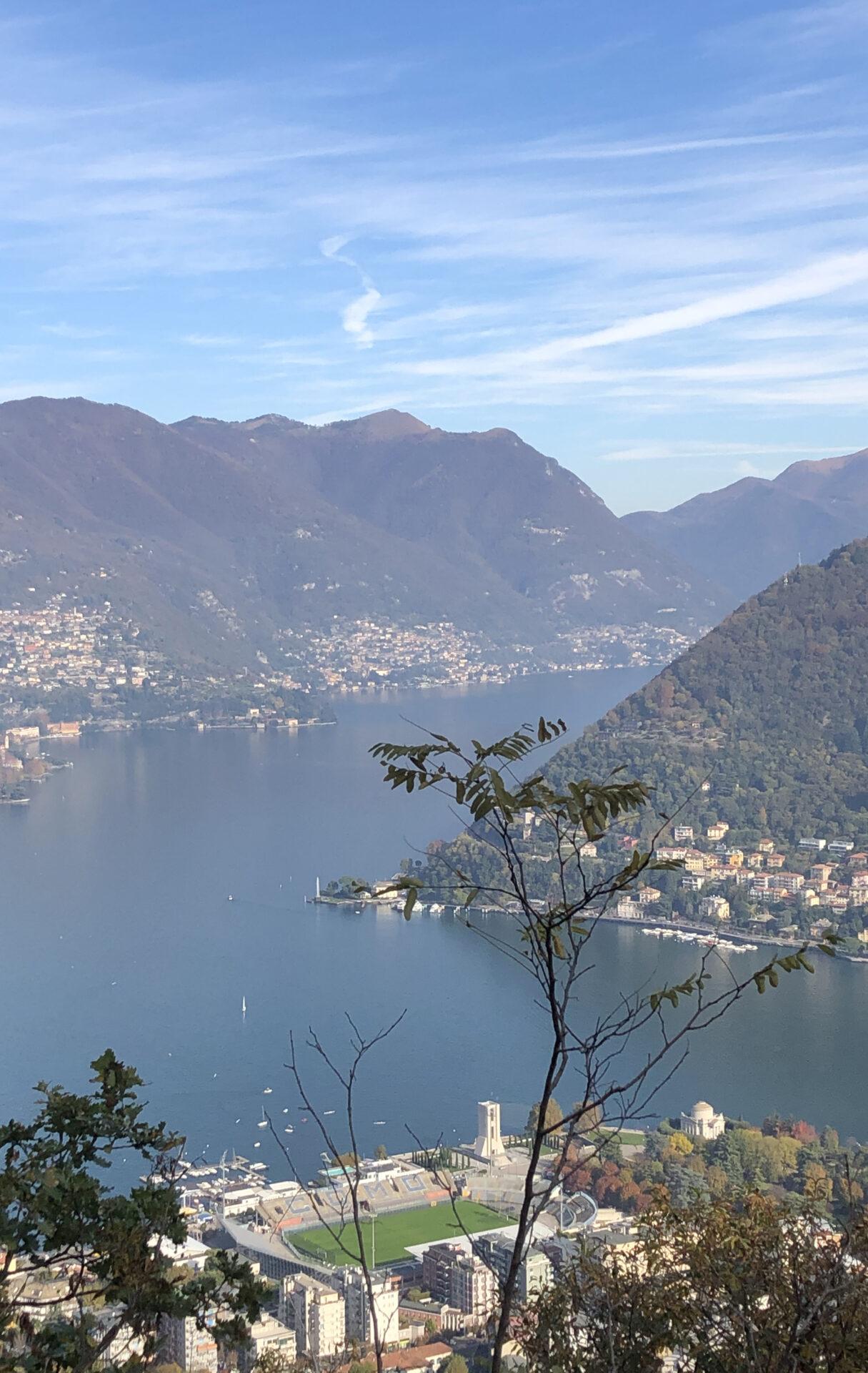 Italie - Como - Hiking - Ariane Simard Styliste