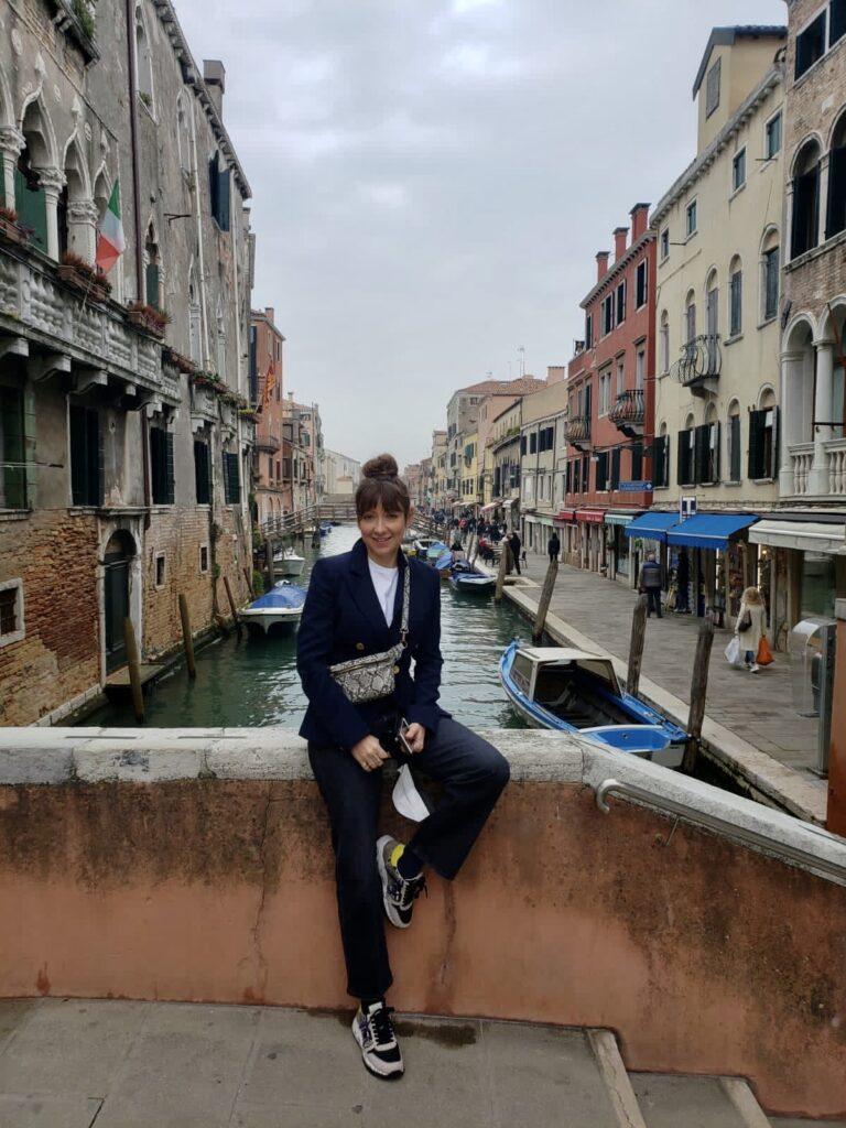 Italie - Venise - Ariane Simard Styliste